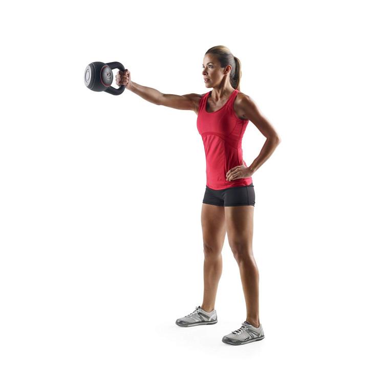 Kettlebell szett, 3 db-os -funkcionális edzésekhez és cross traininghez, 3 különböző méret