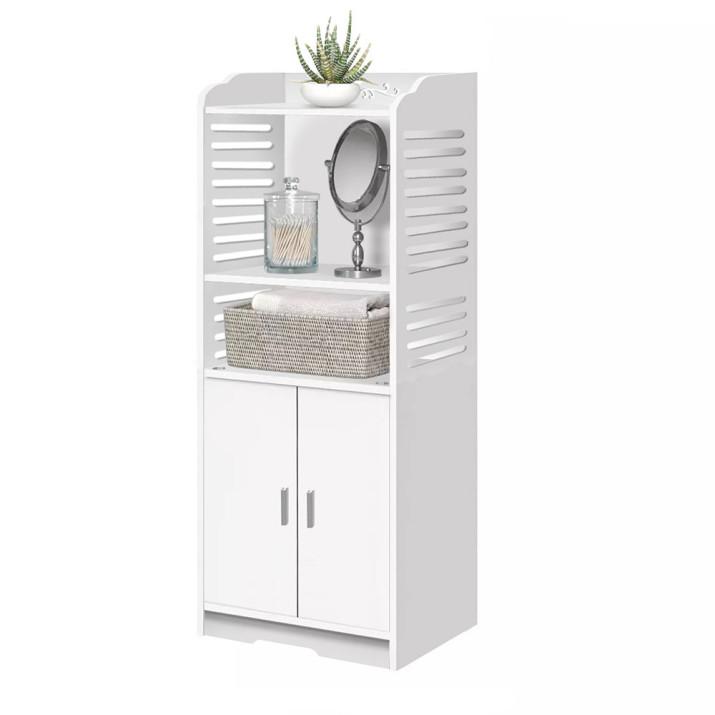 Kis méretű fürdőszobai szekrény