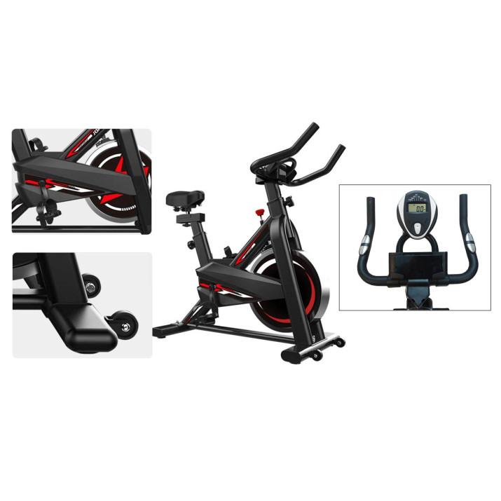 Spinning kerékpár, LCD kijelzővel - ingyenes szállítás