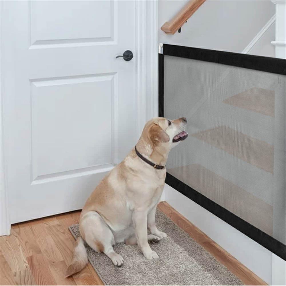 Biztonsági háló kisállatoknak ajtóba