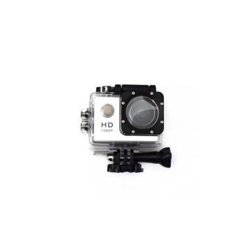 Vízálló HD akciókamera és fényképezőgép / sportkamera széles látószöggel
