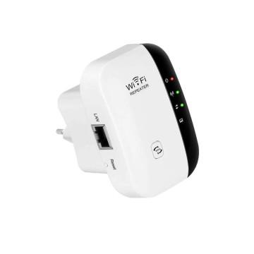 MT02 Vezeték nélküli WiFi jelerősítő / Wireless-N Repeater