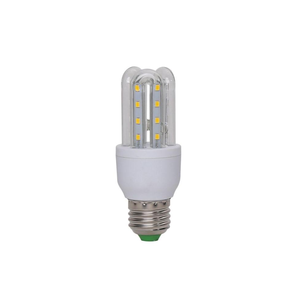Energiatakarékos 5W LED fénycső E27 foglalatba, hideg fehér