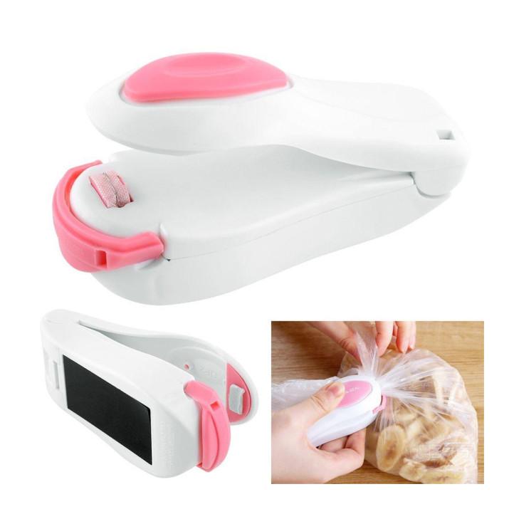 Extra mini konyhai fóliahegesztő – kézi zacskó –és tasaklezáró