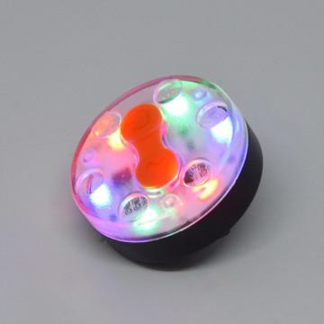 Színes LED biciklilámpa – hátsó biztonsági kerékpár lámpa (QX-W07B)