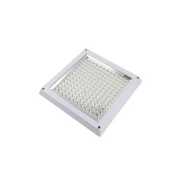 16W négyzetes külső szerelésű LED panel 156 leddel - 300x300 mm