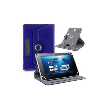 Univerzális tablet tok / forgatható tablet tartó - 7 colig, fekete