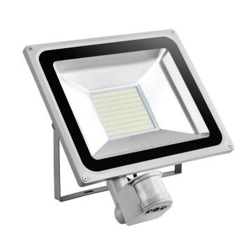 Mozgásérzékelős 200W CREE LED energiatakarékos reflektor