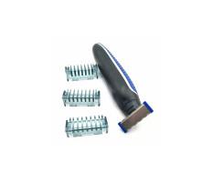 SensiTouch elektromos szakállvágó és trimmelő – kétoldalas pengével