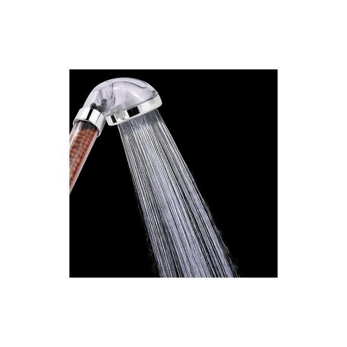Germánium zuhanyfej / víztisztító, klórtalanító hatással