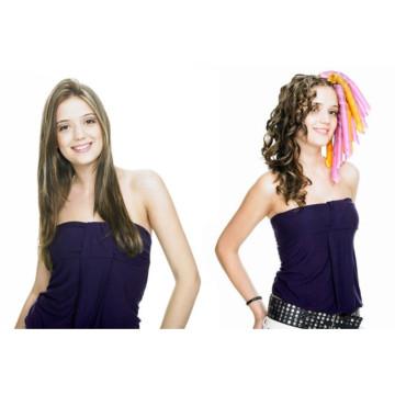 16 darabos mágikus hajformázó és hajgöndörítő készlet / Hair Wow