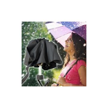 Elegáns összecsukható esernyő / manuális