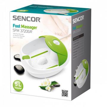 Sencor SFM 3720GR Lábmasszírozó