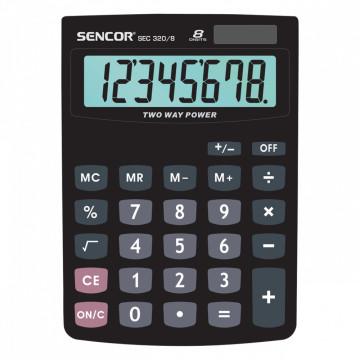 Sencor SEC 320/8 asztali számológép
