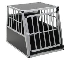 Egyajtós kutyaszállító ketrec 65 x 91 x 69,5 cm - utánvéttel vagy ingyenes szállítással