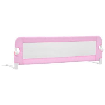 Rózsaszín poliészter biztonsági leesésgátló 120 x 42 cm - utánvéttel vagy ingyenes szállítással