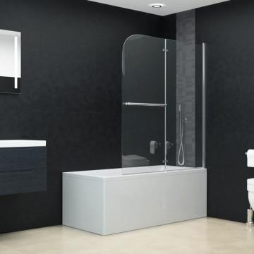 ESG zuhanykabin 2 paneles összecsukható ajtóval 95 x 140 cm - utánvéttel vagy ingyenes szállítással