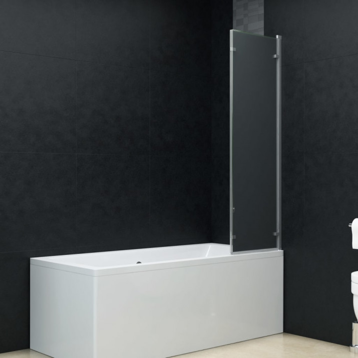 ESG zuhanykabin 3-paneles összecsukható ajtóval 130 x 138 cm - utánvéttel vagy ingyenes szállítással