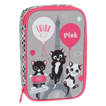 Ars Una cicás tolltartó többszintes Think Pink