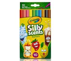 Crayola Illatos vékony hegyű filctoll 10 darabos