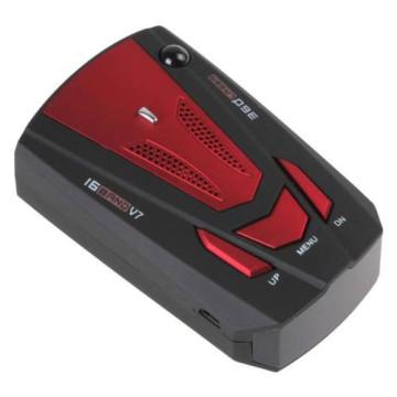 Traffipax figyelő Cobra radardetektor készülék.-Piros