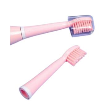 Elektromos fogkefe + 3 fej - Fehér-Kék színben