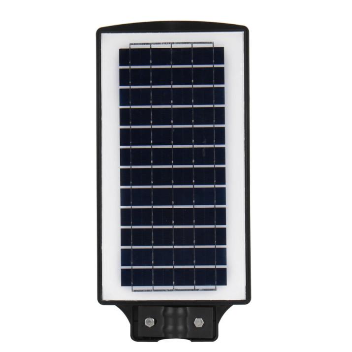 Új Generációs, Intelligens 220 Wattos Utcai Solar LED Lámpa Távirányítóval